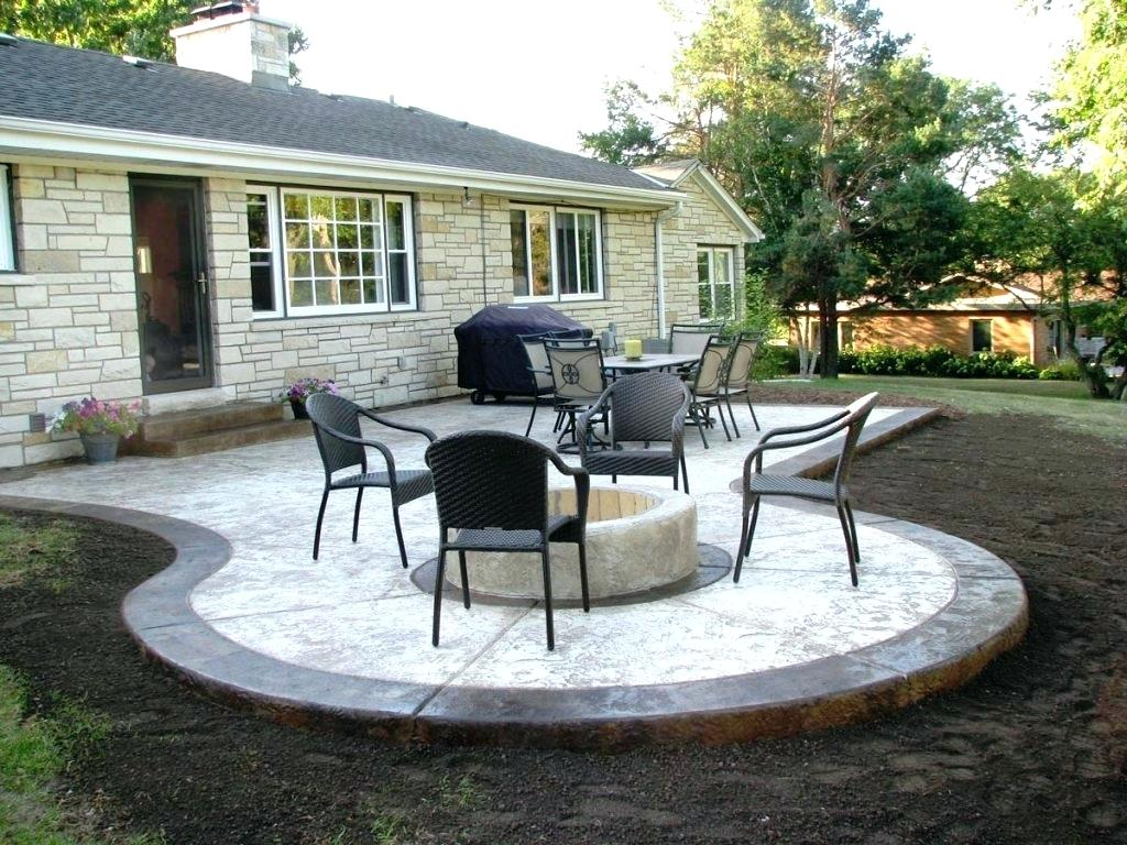 Outdoor Deck And Patio Ideas For Small Backyards Nice House Designs with regard to Patio Ideas For Small Backyards