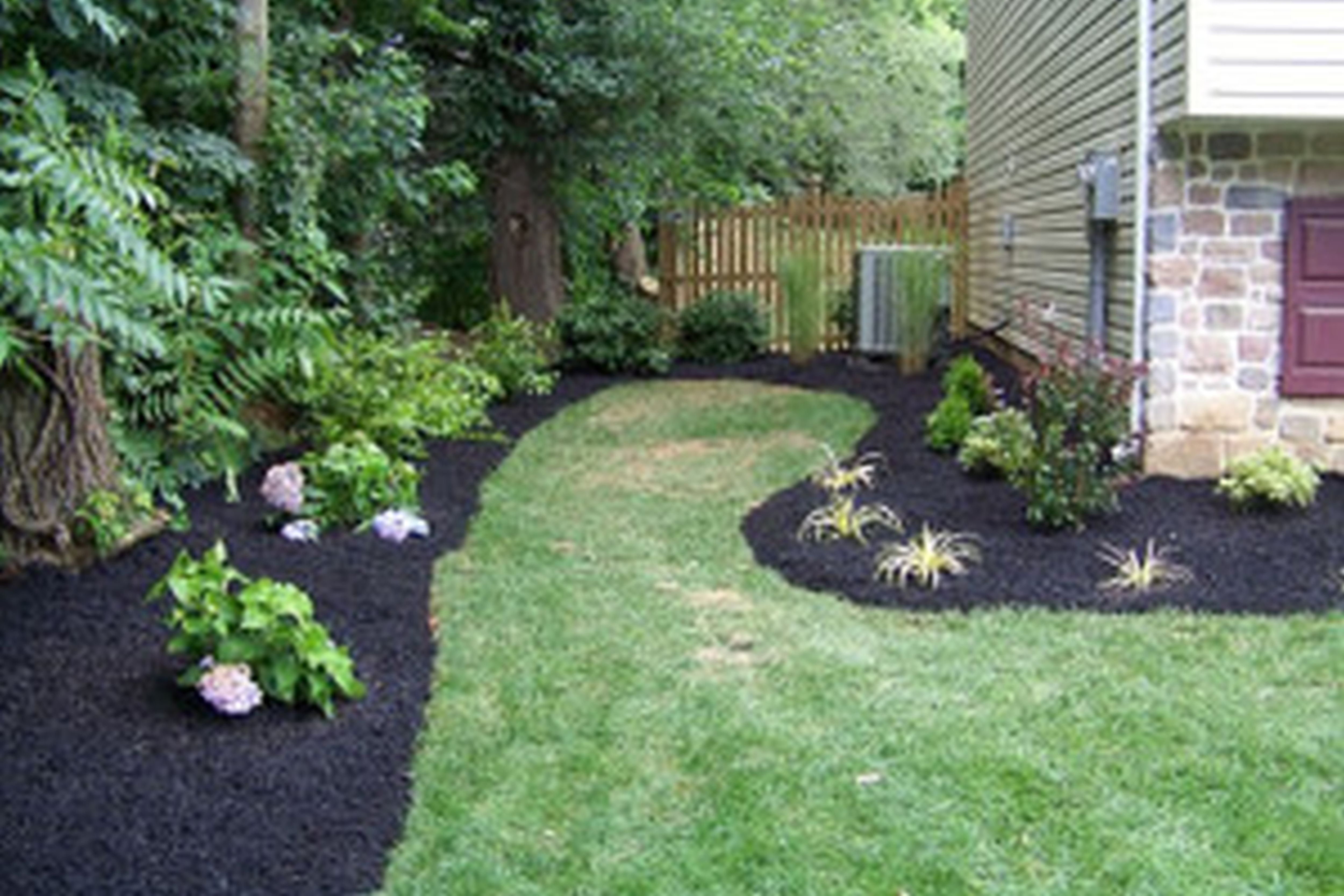 Outdoor Ideas Backyard Landscaping Feminine Ideas With Landscape regarding 11 Awesome Designs of How to Improve Backyard Ground Ideas