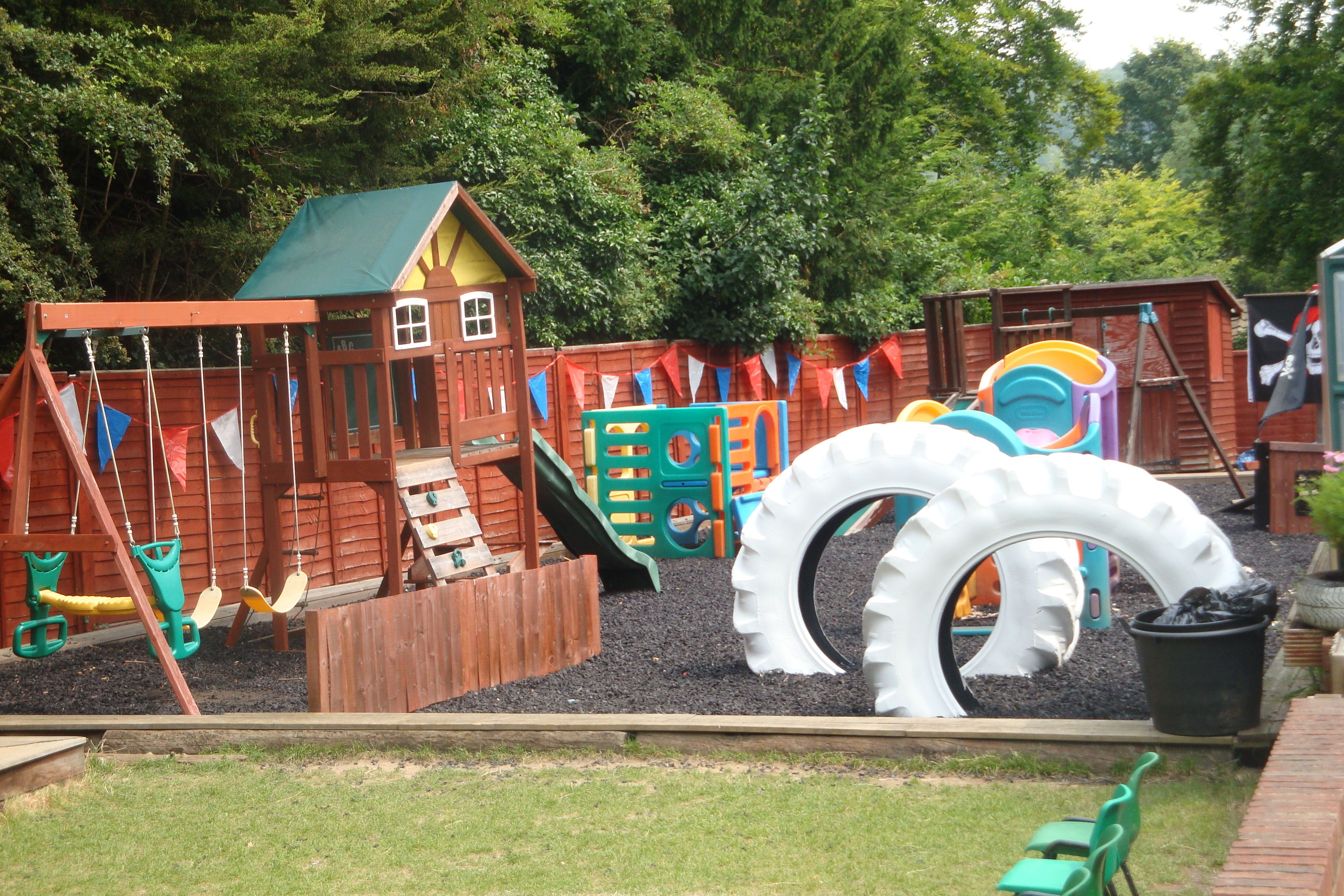 Outdoorspacesforkids Home With Kids Play Area Outdoor This intended for 10 Smart Initiatives of How to Build Cheap Backyard Playground Ideas