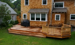 Outside Deck Designs Backyard Patio Pictures Ideas With Hot Tub And inside Backyard Wood Patio Ideas