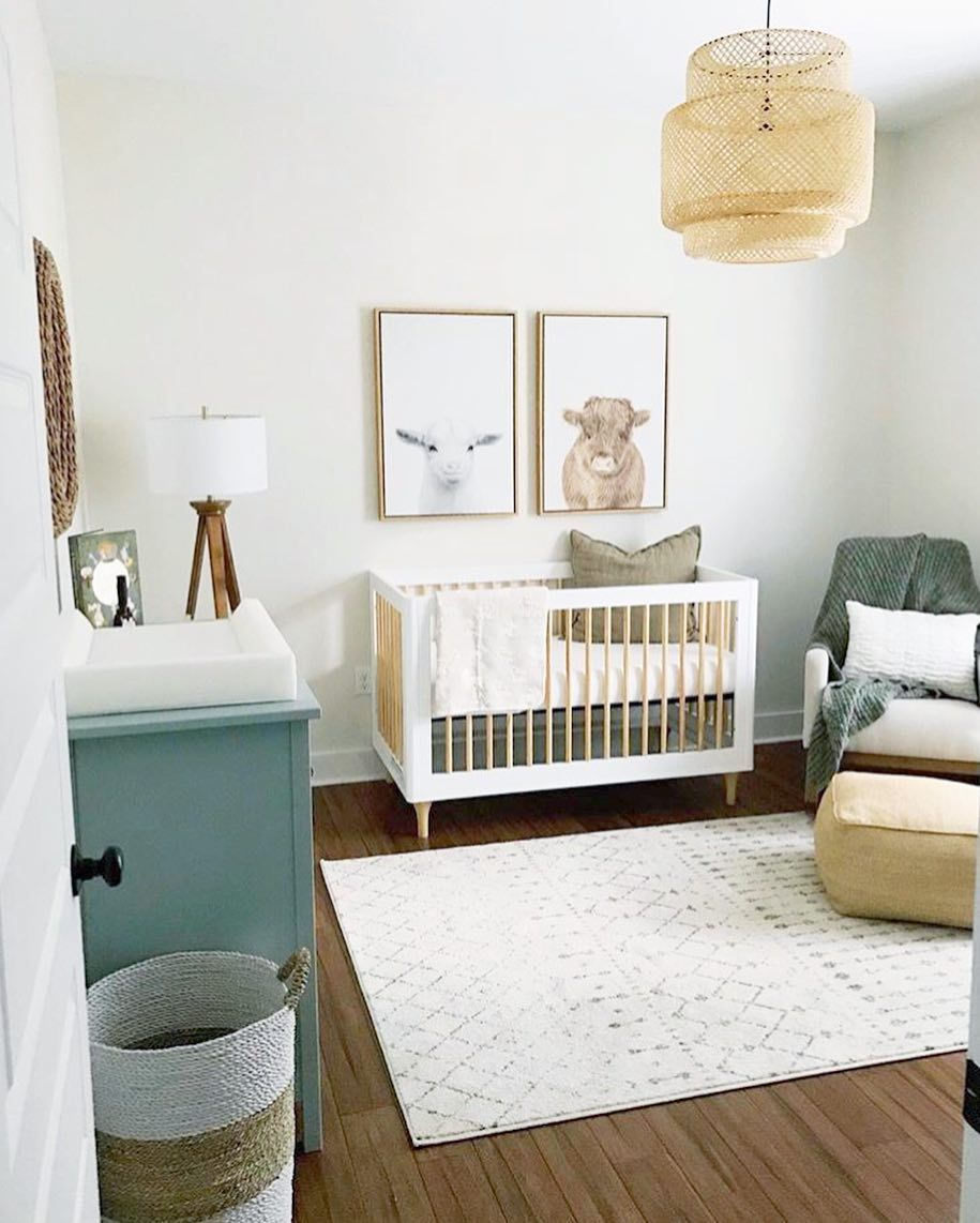 Patiently Waiting For You Baletto Lolly Crib inside Modern Baby Bedroom