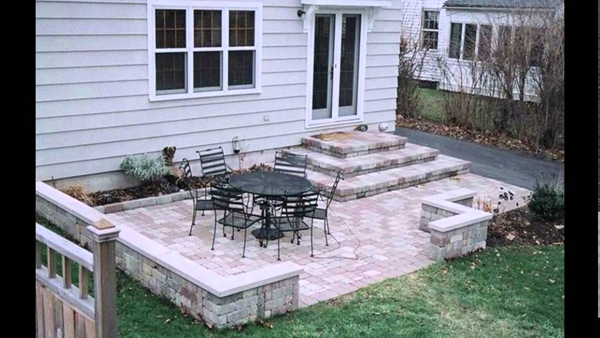 Patio Design Ideas Concrete Patio Design Ideas Small Patio in Small Concrete Backyard Ideas
