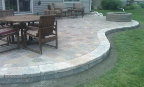 Paver Patio Designs How To Install Patio Pavers You Can Look 12x12 with Paver Backyard Ideas