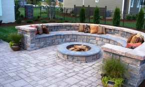 Paver Patio Ideas On A Budget Schmidt Gallery Design intended for Backyard Patio Ideas On A Budget