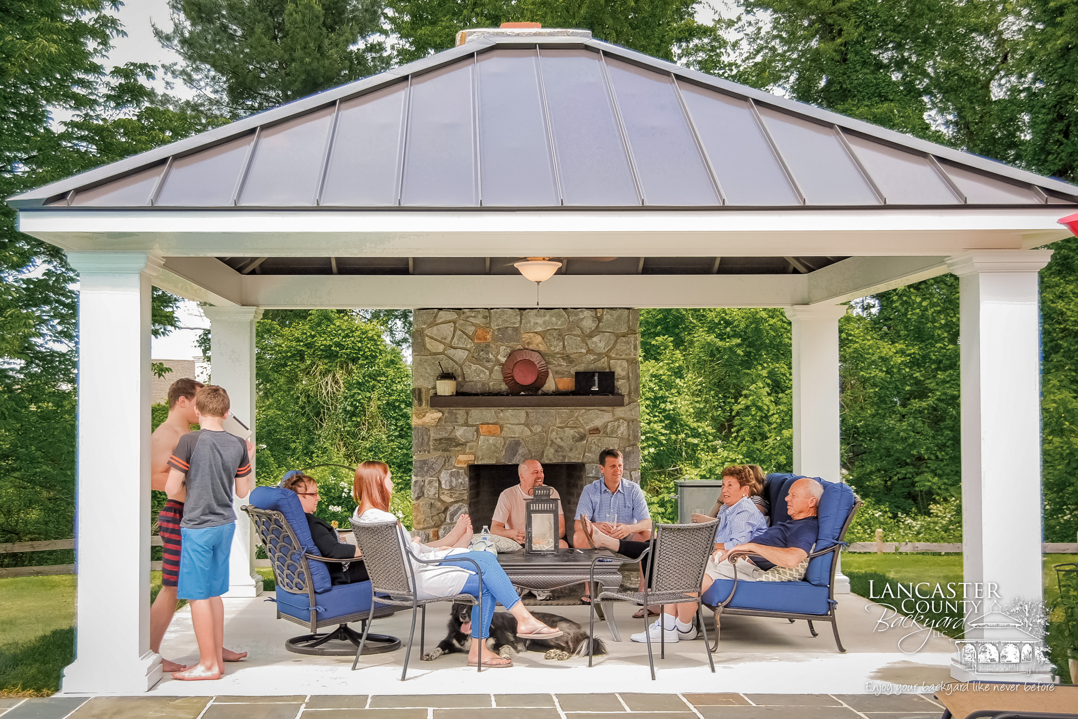 Pavilion Design For All Types Of Backyards 3 Pavlion Ideas Explained with regard to Pavilion Ideas Backyard