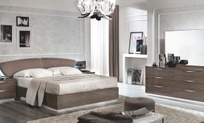 Photos Hgtv Elegant Neutral Bedroom With Striped Bedding Stodarts in Modern Bedrooms For Teens