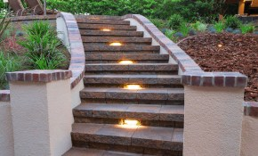Practical Solutions And Ideas For Paver Patio And Walkway Steps with Backyard Ideas With Pavers