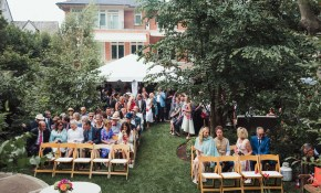 Pros And Cons Of Having A Backyard Wedding In Toronto Daniel Et Daniel in 12 Genius Designs of How to Build Backyard Weddings Ideas