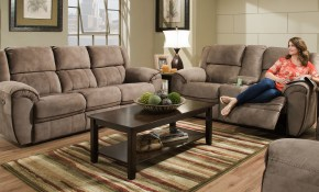Red Barrel Studio Genevieve Reclining Configurable Living Room Set pertaining to Living Room Recliner Sets