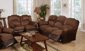 Red Barrel Studio Ingaret Reclining Living Room Set Reviews Wayfair intended for Living Room Set