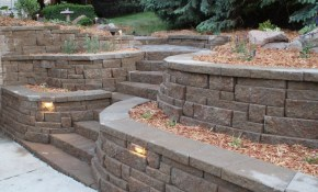 Retaining Wall Ideas That Will Appeal Your Yards Three Dimensions Lab regarding Retaining Wall Ideas For Backyard