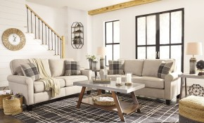 Signature Design Ashley Lingen White Living Room Set Lingen regarding 13 Some of the Coolest Ways How to Make White Living Room Sets