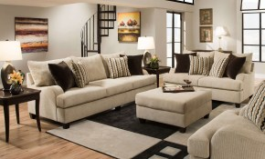 Simmons Trinidad Taupe Living Room Set Fabric Living Room Sets pertaining to 15 Genius Ways How to Build Cheap Nice Living Room Sets