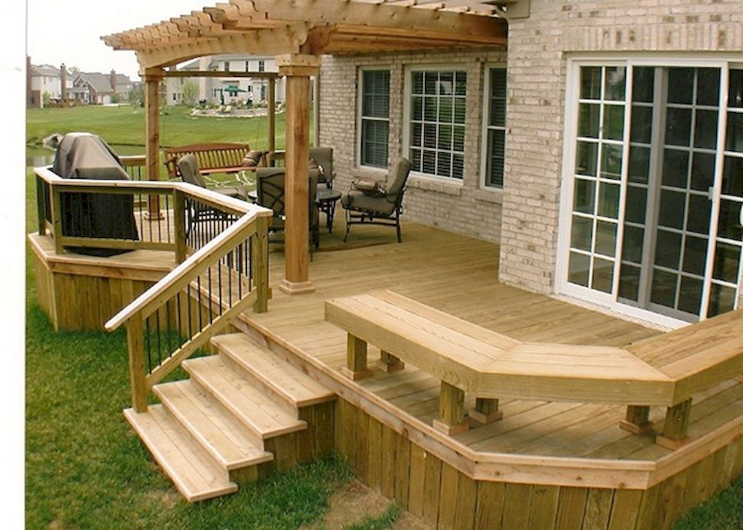 Simple Deck Ideas Air Home Products Timeless Popular Deck Design with Simple Backyard Deck Ideas