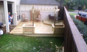 Small Backyard Decks Ideas On A Budget Three Dimensions Lab within 10 Some of the Coolest Ways How to Craft Small Deck Ideas For Small Backyards