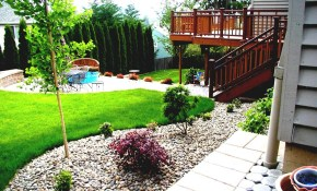 Small Backyard Design Ideas On A Budget Inexpensive Garden Ideas with Backyard Design Ideas On A Budget