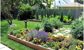 Small Backyard Garden Ideas Outdoor Landscaping Superb Gardening throughout Backyard Gardening Ideas