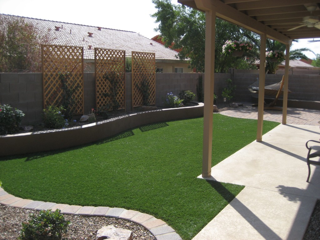 Small Backyard Landscaping Ideas Do Myself Design And Ideas intended for 12 Genius Concepts of How to Build Small Backyard Ideas