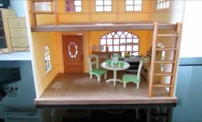 Sylvanian Families Dining Room Set Review Youtube inside 12 Some of the Coolest Tricks of How to Improve Sylvanian Families Cosy Living Room Set