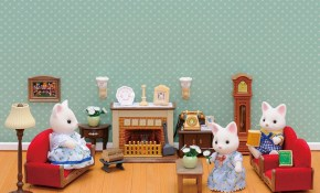 Sylvanian Families Luxury Living Room Set Toysrus Babiesrus Modern with 12 Some of the Coolest Tricks of How to Improve Sylvanian Families Cosy Living Room Set