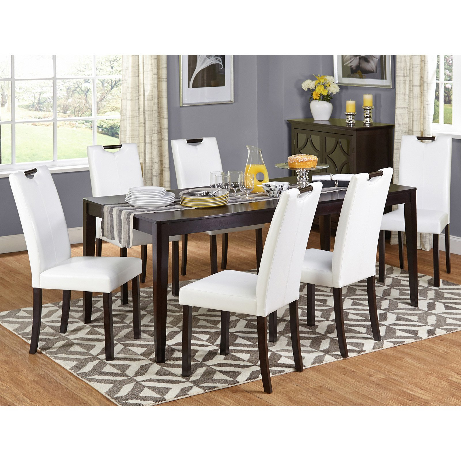 Target Marketing Systems Tilo 7 Piece Dining Table Set Walmart with regard to 15 Some of the Coolest Designs of How to Craft 7 Piece Living Room Sets