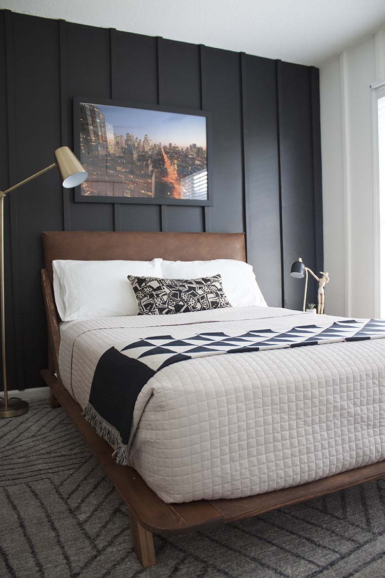 Teen Boy Bedroom Makeover Reveal Orc Week 6 Southern Revivals with regard to 13 Some of the Coolest Ideas How to Upgrade Modern Boys Bedroom
