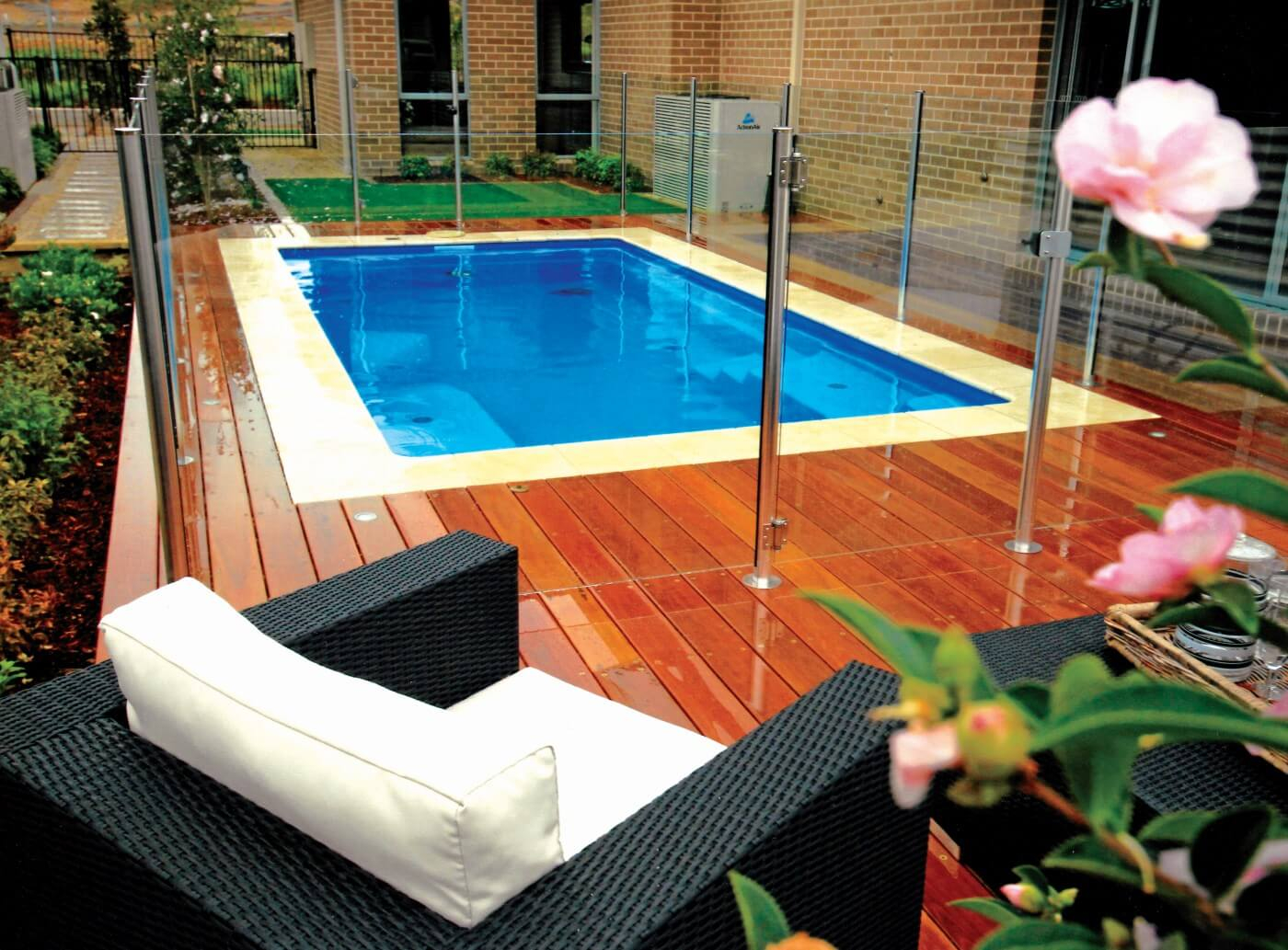 The Best Pool Design Ideas For Your Backyard Compass Pools Australia with 14 Some of the Coolest Tricks of How to Build Backyard Design Ideas With Pool
