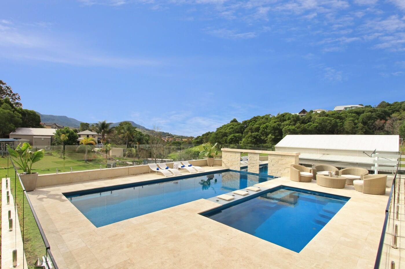 The Best Pool Design Ideas For Your Backyard Compass Pools Australia with regard to 12 Awesome Concepts of How to Improve Backyard With Pool Design Ideas