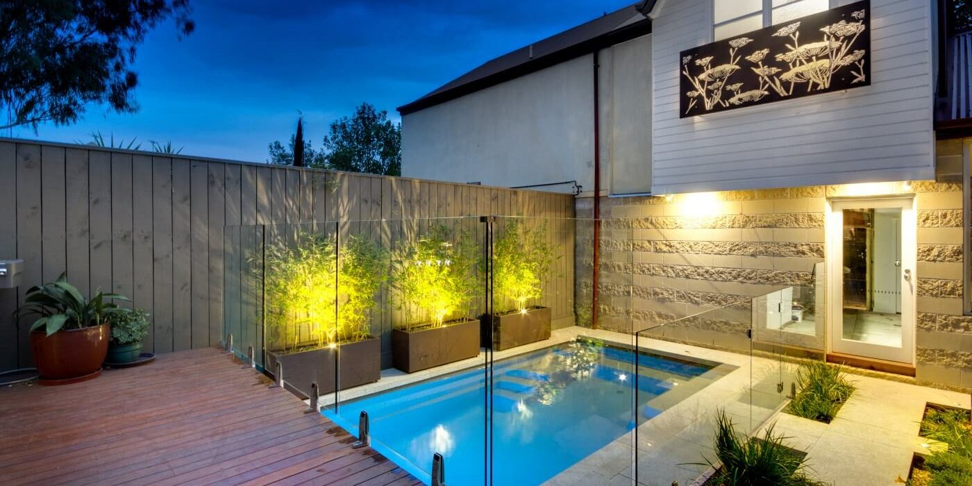 The Best Pool Design Ideas For Your Backyard Compass Pools Australia within Backyard Pool Deck Ideas