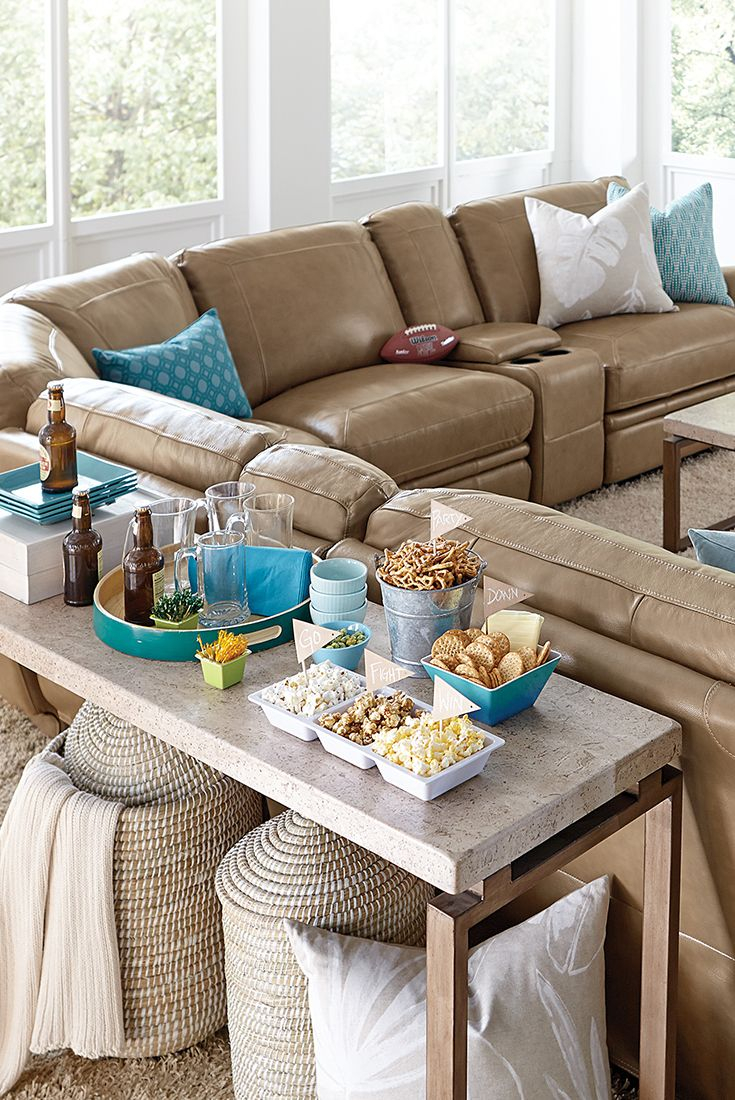 The Havertys Bentley Reclining Sectional Is The Best Seat In The pertaining to Havertys Living Room Sets