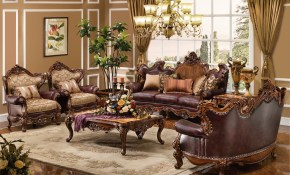 The Normandy Formal Living Room Collection Living Room Furniture within 13 Genius Designs of How to Upgrade Leather Living Room Sets Sale