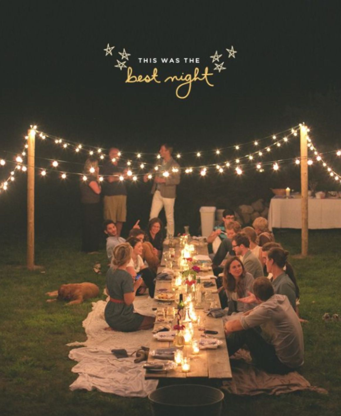 Throw Your Next Summer Party At Night Sweet 16 Ideas Outdoor regarding 10 Smart Ideas How to Build Sweet Sixteen Backyard Party Ideas