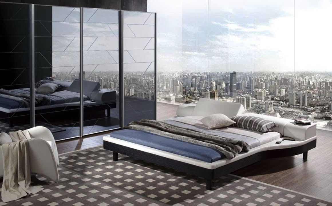 Top 10 Modern Bedroom Ideas Youtube inside Images Of Modern Bedrooms