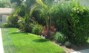 Tropical Landscaping Ideas For Front Yard Small Backyard Landscape inside 10 Awesome Ideas How to Craft Small Tropical Backyard Ideas