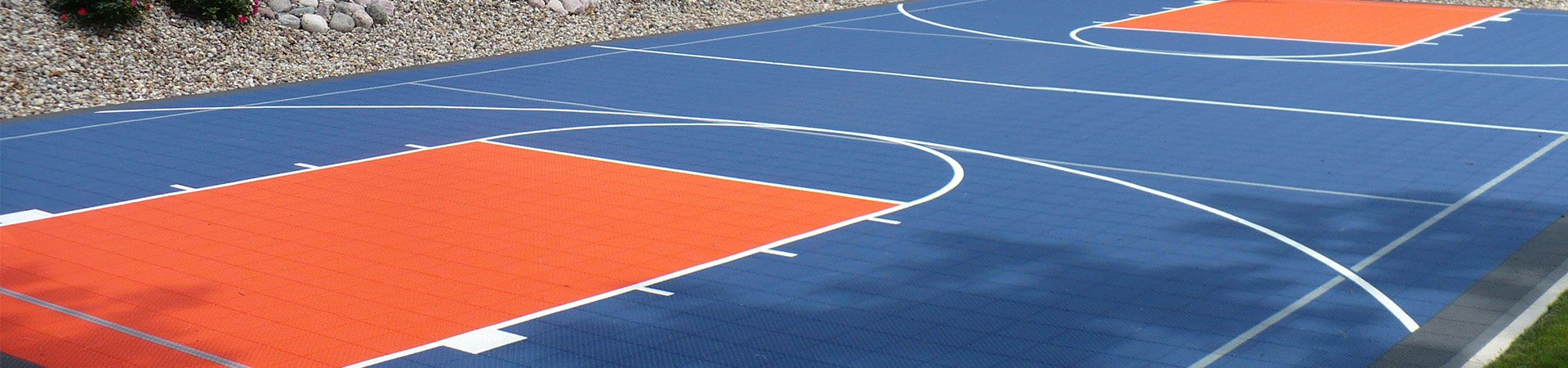 Versacourt Indoor Outdoor Backyard Basketball Courts with Backyard Basketball Court Ideas