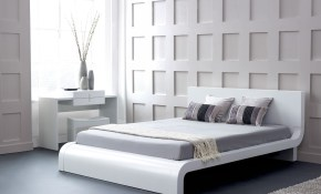 White Modern Bedroom Furniture The New Way Home Decor Modern with regard to 13 Clever Ways How to Improve Modern White Bedroom