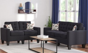 Zipcode Design Amia 2 Piece Living Room Set Reviews Wayfair with regard to Cheap Living Room Sets
