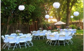 10 Smart Ideas How To Makeover Ideas For Backyard Party Tavernierspa for Backyard Party Decorations