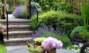 14 Small Yard Landscaping Ideas To Impress Family Handyman within How To Landscape A Small Backyard