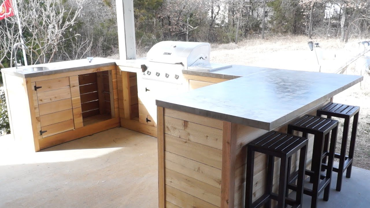 15 Amazing Diy Outdoor Kitchen Plans You Can Build On A Budget Diy inside 12 Genius Ways How to Craft Backyard Grill Ideas