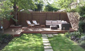 15 Small Large Deck Ideas That Will Make Your Backyard Beautiful in Deck And Patio Ideas For Small Backyards