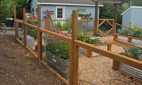 15 Super Easy Diy Garden Fence Ideas You Need To Try pertaining to 11 Genius Designs of How to Makeover Backyard Garden Fence