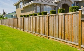 2019 Fence Installation Costs Privacy Fence Cost Per Foot within Pricing For Fencing For A Backyard