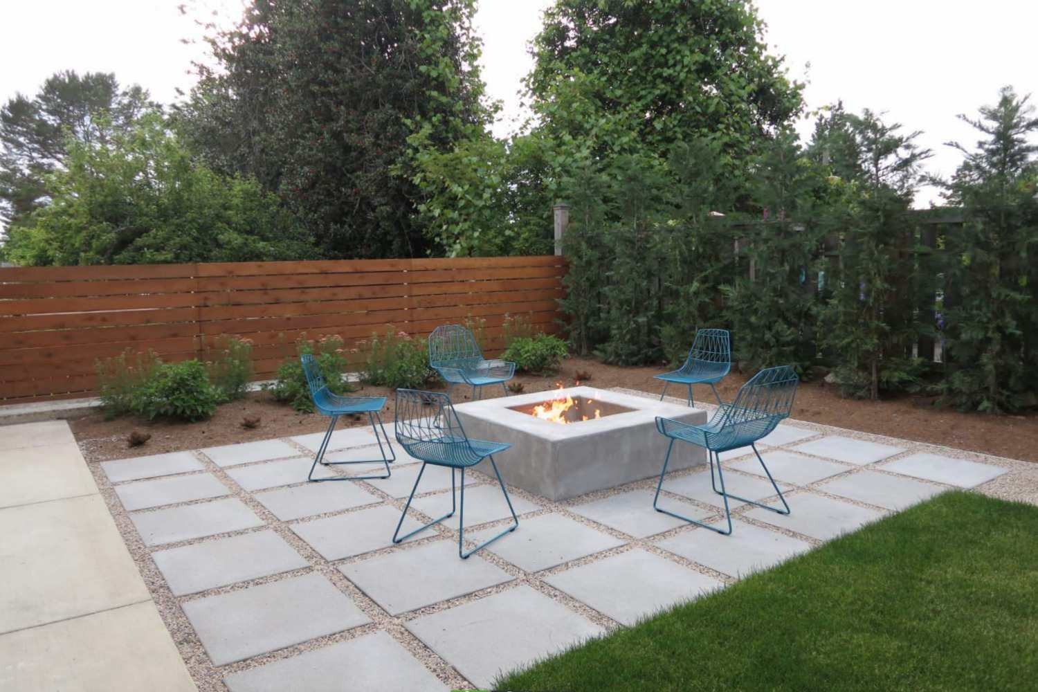 25 Great Patio Paver Design Ideas intended for Backyard Pavers Design Ideas