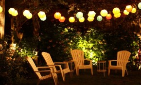 27 Best Backyard Lighting Ideas And Designs For 2019 for Backyard Decorative Lights