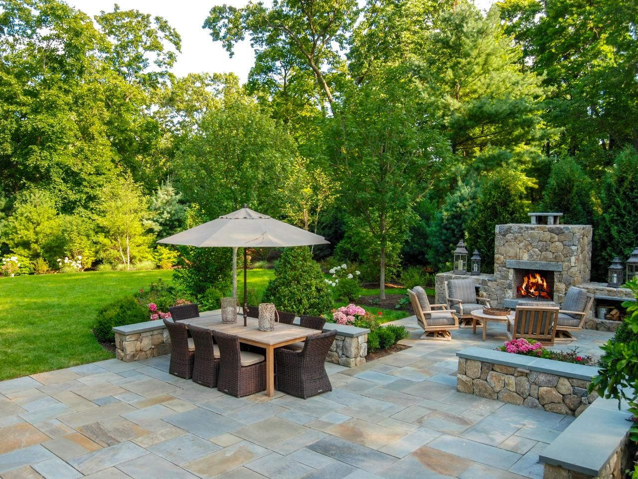 30 Wow Worthy Hardscaping Ideas Houses M I T H R E C T O R for 14 Genius Concepts of How to Upgrade Hardscaping Ideas For Backyards