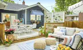 35 Best Patio And Porch Design Ideas Decorating Your Outdoor Space with regard to Small Space Backyard Ideas