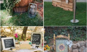 35 Rustic Backyard Wedding Decoration Ideas Deer Pearl Flowers within Backyard Wedding Decoration Ideas