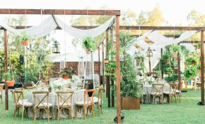 36 Inspiring Backyard Wedding Ideas Shutterfly within 11 Clever Concepts of How to Craft Backyard Wedding Decorations