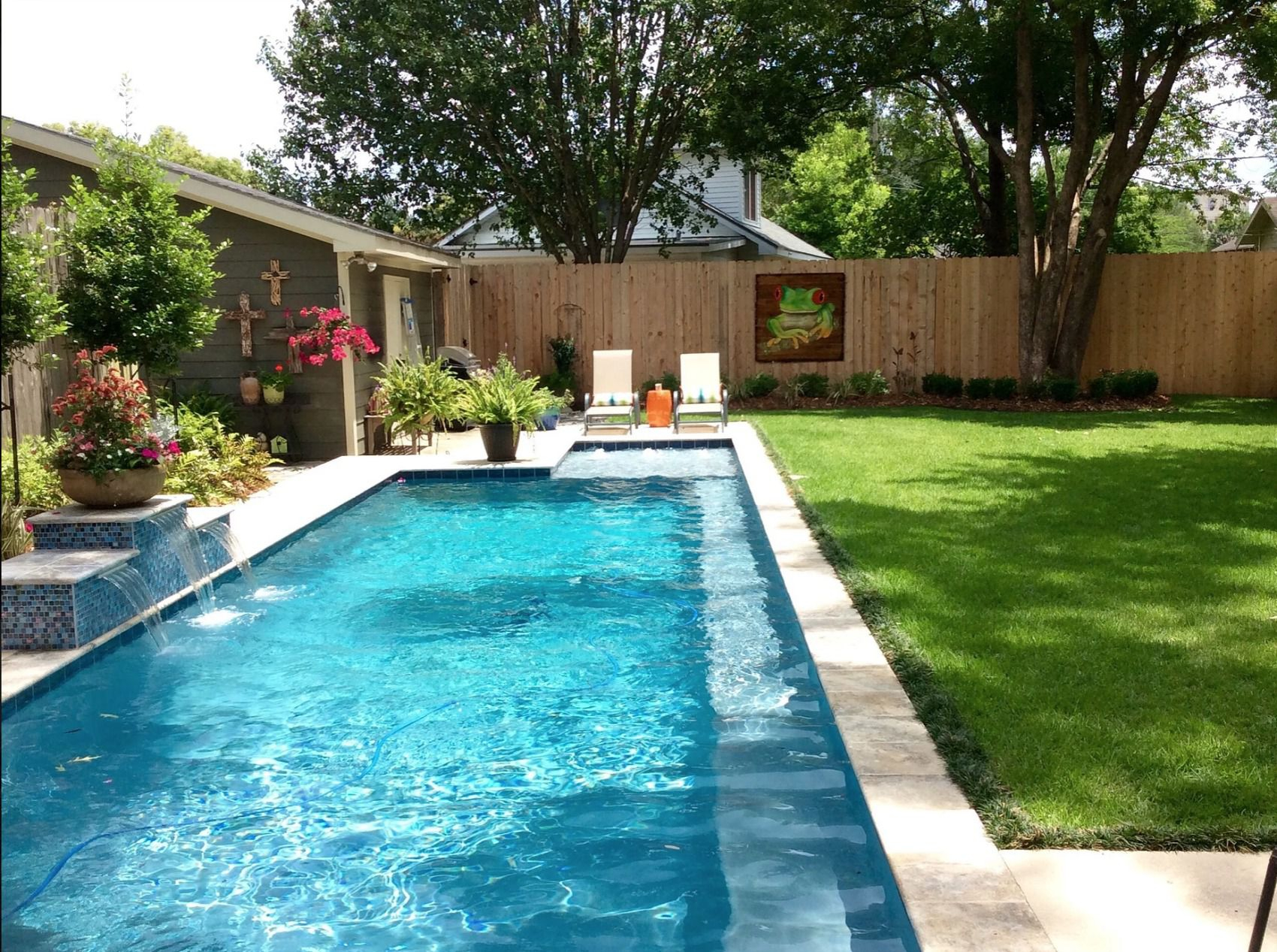 50 Backyard Landscaping Ideas To Inspire You pertaining to 11 Clever Concepts of How to Improve Small City Backyard Ideas